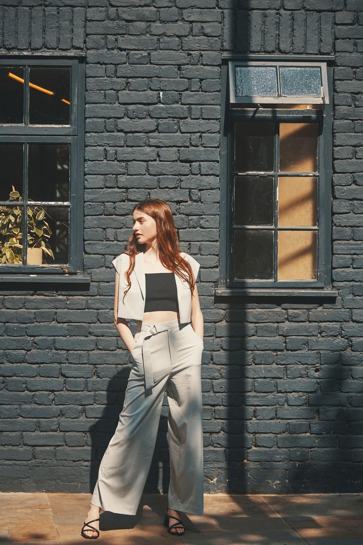 Knit Wide Sleeves Cardigan mix Asymmetric Satin Dress